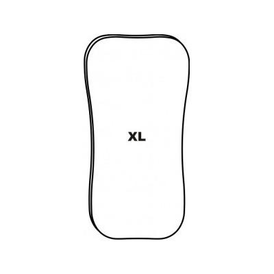 "XL"""" OCCLUSAL LARGE CHROME"