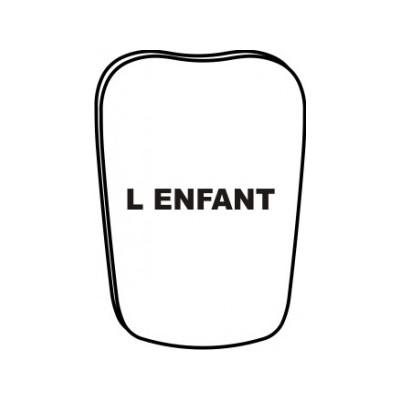"L"""" ENFANT OCCLUSAL CHROME"