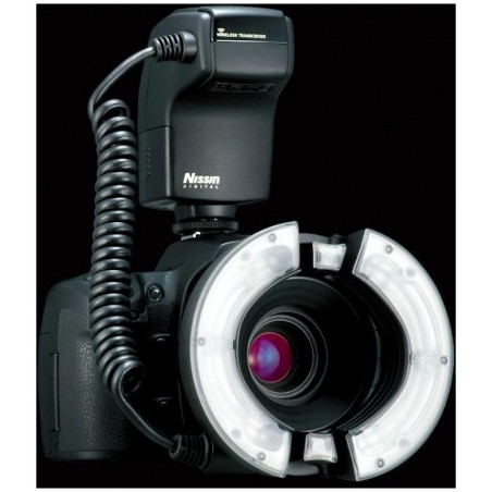NISSIN MF18 FLASH ***FOR...