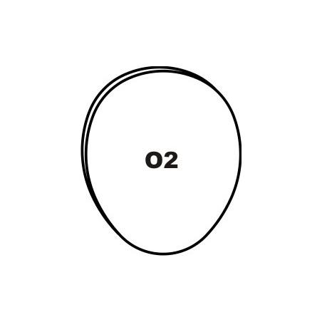 """O2"" CHROMIUM LINGUAL LARGE..."