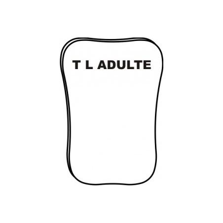 "TL"""" ADULTE OCCLUSAL TITANIUM"