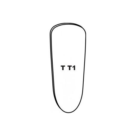 """TT1"" TITANIUM BUCCAL SMALL..."